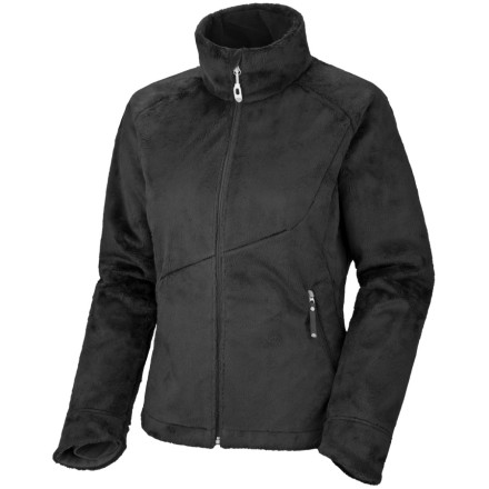 photo: Mountain Hardwear Countess Jacket fleece jacket