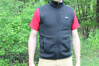 Patagonia Better Sweater Vest Reviews - Trailspace.com