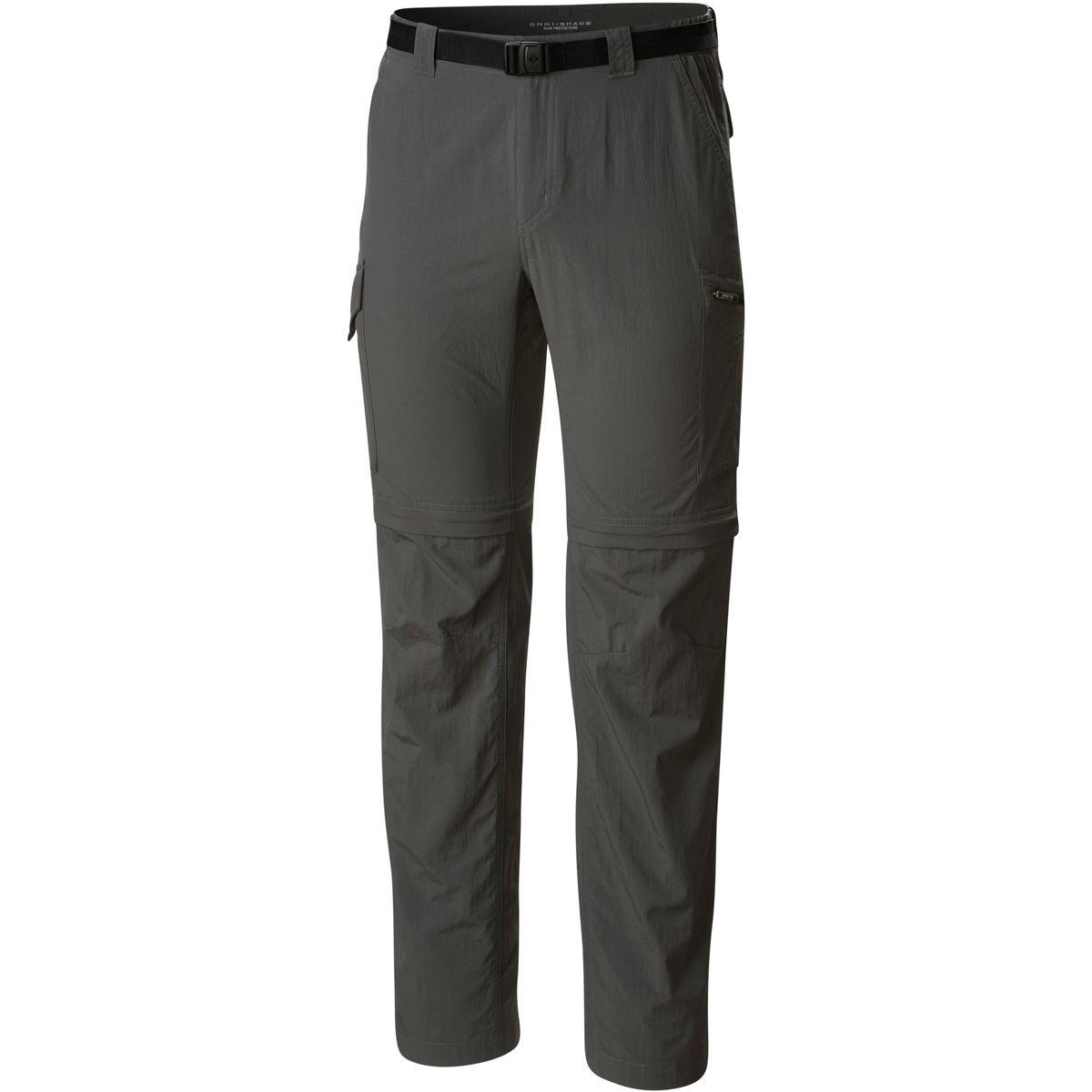 photo: Columbia Men's Silver Ridge Convertible Pant hiking pant