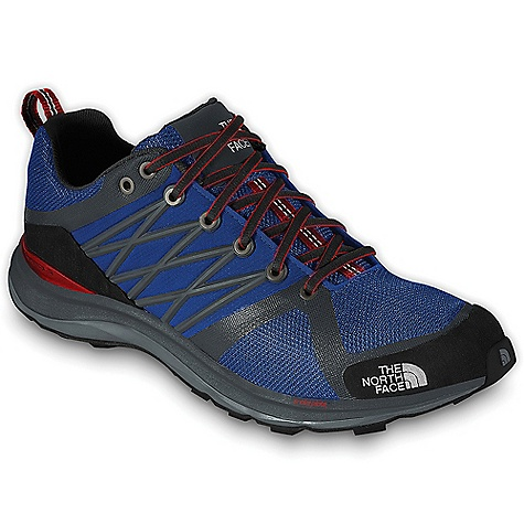 photo: The North Face Litewave Guide Hyvent trail shoe