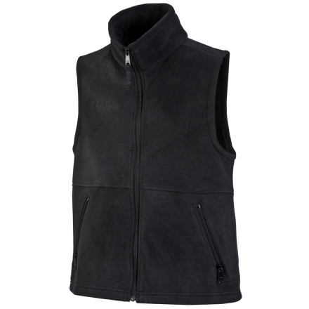 photo: Columbia Boys' Cathedral Peak Vest fleece vest
