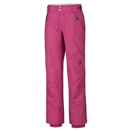 photo: Mountain Hardwear Kari Pant snowsport pant