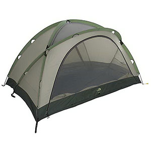 photo: The North Face Stratos 3-4 season convertible tent