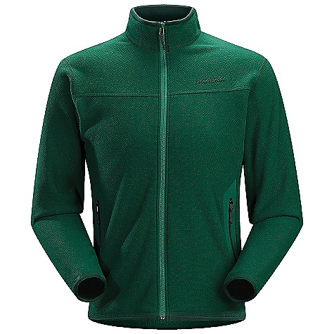photo: Arc'teryx Apache Cardigan fleece jacket