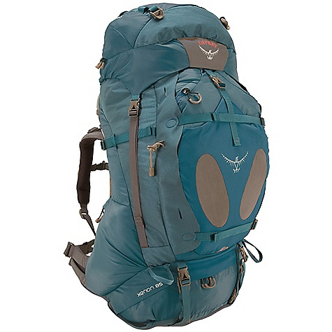 photo: Osprey Xenon 85 expedition pack (70l+)