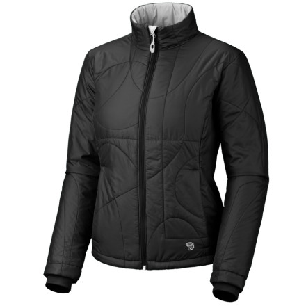 photo: Mountain Hardwear Lunetta Jacket synthetic insulated jacket