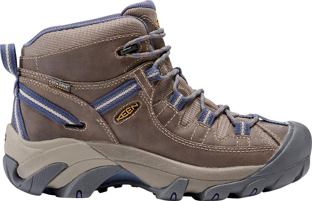 photo: Keen Women's Targhee II Waterproof Mid hiking boot