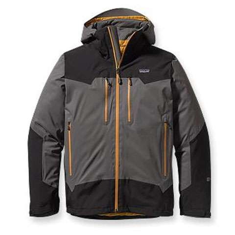 photo: Patagonia Ice Field Jacket snowsport jacket