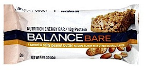photo of a Balance Bar bar