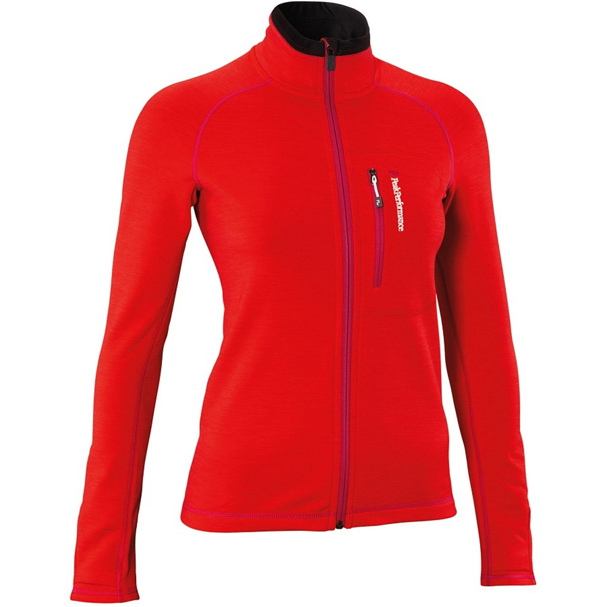 photo: Peak Performance Heli Mid Long Sleeve fleece jacket