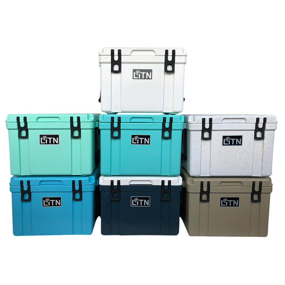 LITN 26QT/25L Ice Chest Box RotoMolded Cooler