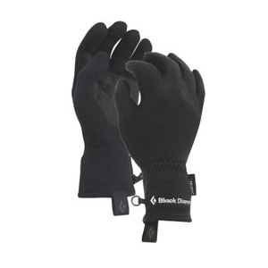 photo: Black Diamond Powerstretch Glove fleece glove/mitten