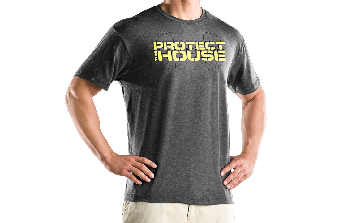 Under Armour PTH Graphic T Shirt