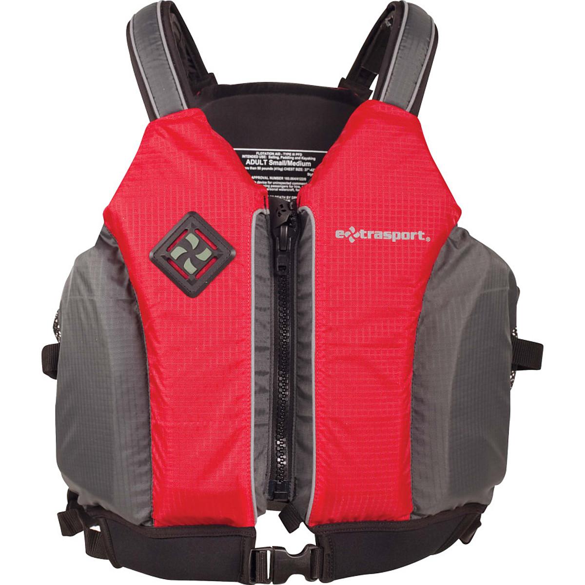 photo: Extrasport Vortex life jacket/pfd