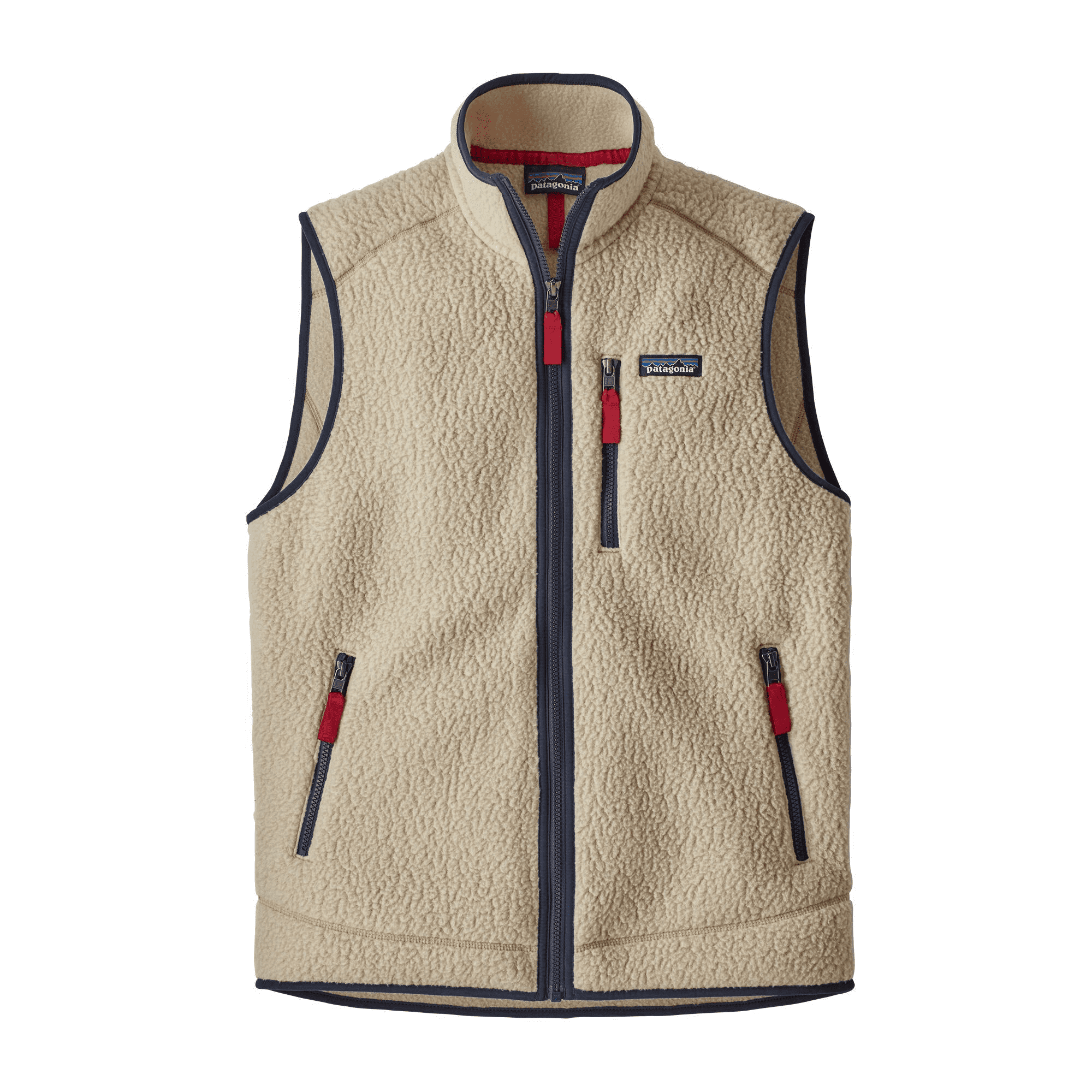 photo: Patagonia Men's Retro Pile Vest fleece vest