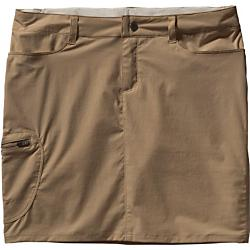 photo: Patagonia Rock Craft Skirt hiking skirt
