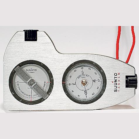 photo: Suunto Tandem handheld compass