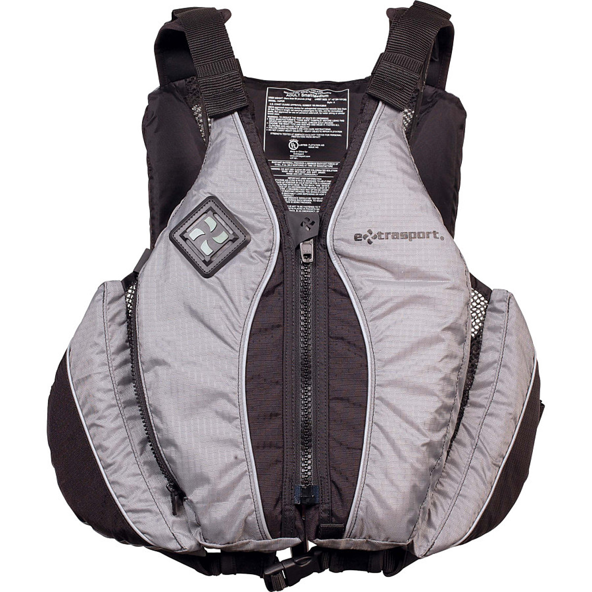 photo: Extrasport Yucatan life jacket/pfd