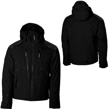 photo: Helly Hansen Enigma Flow Down Jacket down insulated jacket