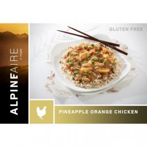 photo: AlpineAire Foods Pineapple Orange Chicken meat entrée