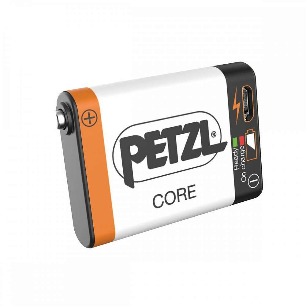 photo: Petzl Core power storage