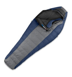 photo: The North Face Men's Chrysalis 3-season down sleeping bag