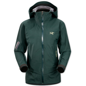 photo: Arc'teryx Women's Scorpion Jacket soft shell jacket