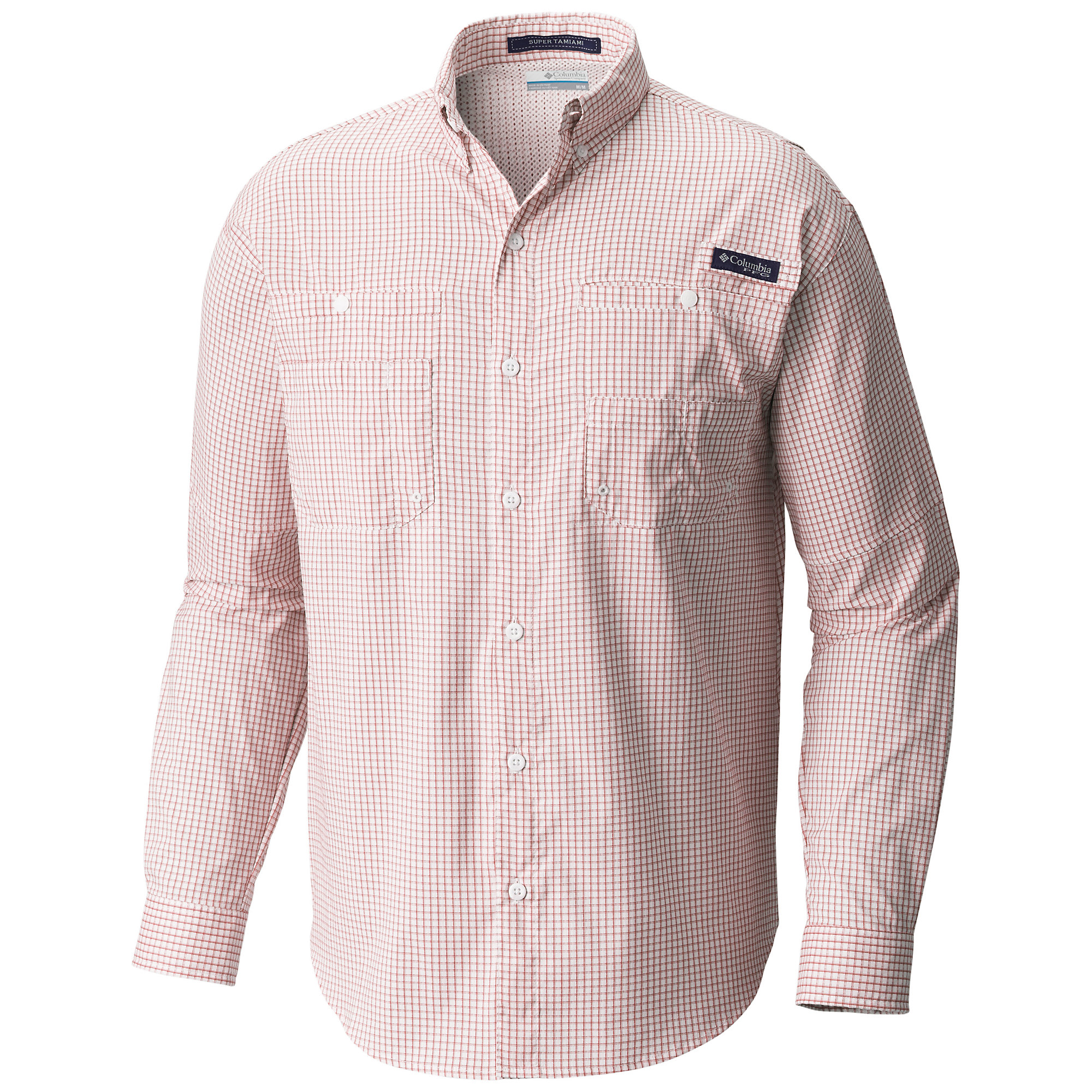 photo: Columbia Men's Super Tamiami Long Sleeve Shirt hiking shirt