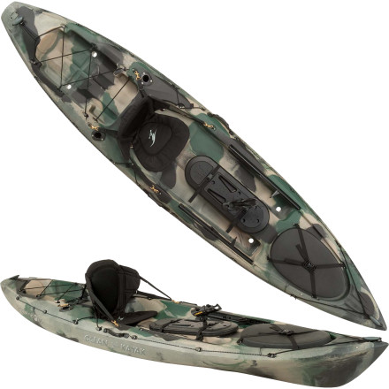 photo: Ocean Kayak Prowler 11T Angler sit-on-top kayak