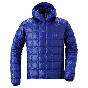 photo: MontBell EX Light Down Anorak down insulated jacket