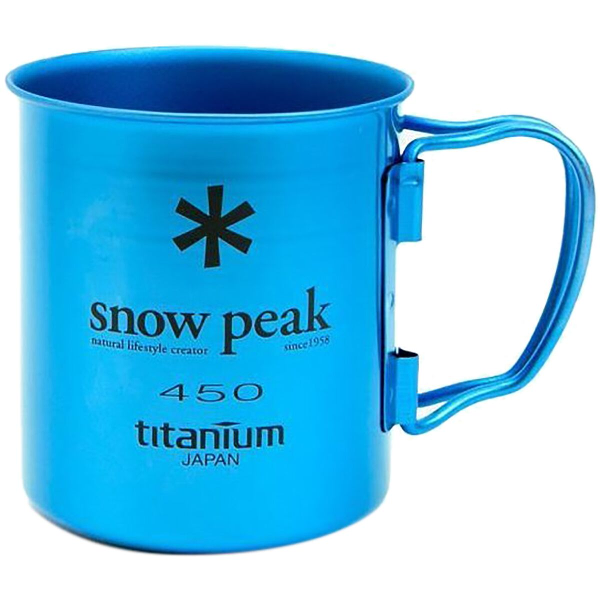photo: Snow Peak Ti-Single 450 Colored Cup cup/mug
