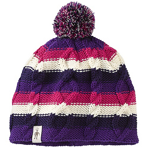photo: Smartwool Color Cable Hat winter hat