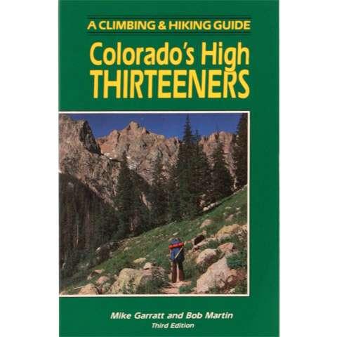 photo of a Cordillera Press us mountain states guidebook