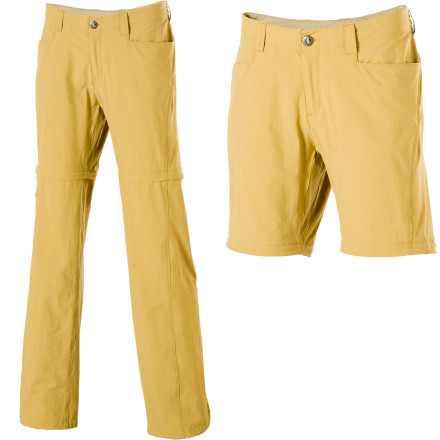 photo: Patagonia Women's Rock Guide Zip-Off Pant hiking pant