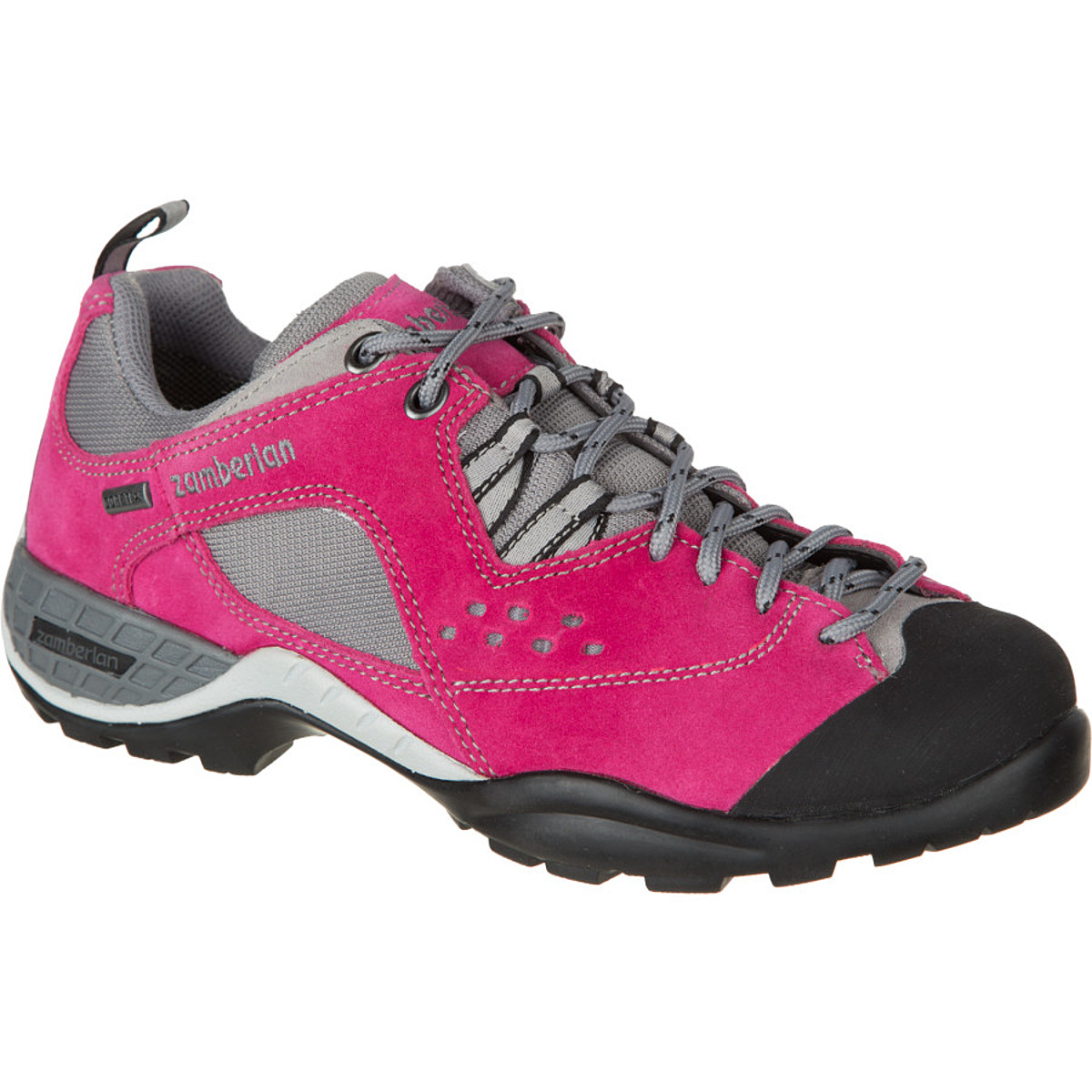 photo: Zamberlan Women's 107 Tucano GT RR Approach Shoe approach shoe