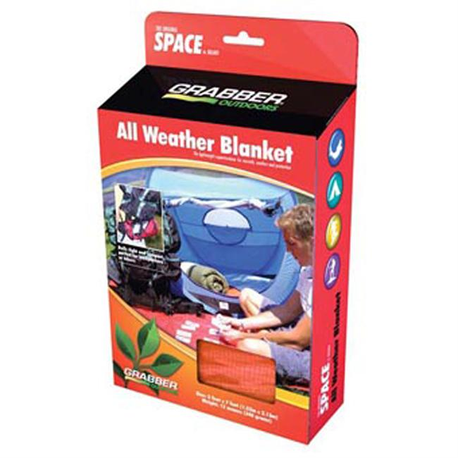 photo: Space All-Weather Blanket emergency shelter