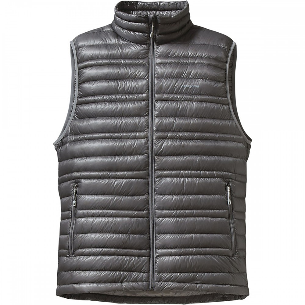 photo: Patagonia Ultralight Down Vest down insulated vest