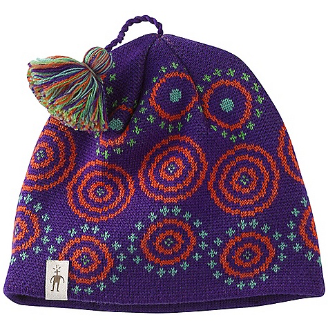 photo: Smartwool Wintersport Dot Hat winter hat