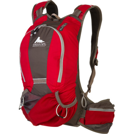 photo: Gregory Rufous daypack (under 2,000 cu in)