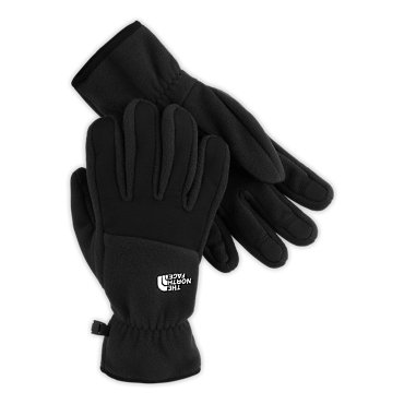 photo: The North Face Kids' Denali Glove fleece glove/mitten