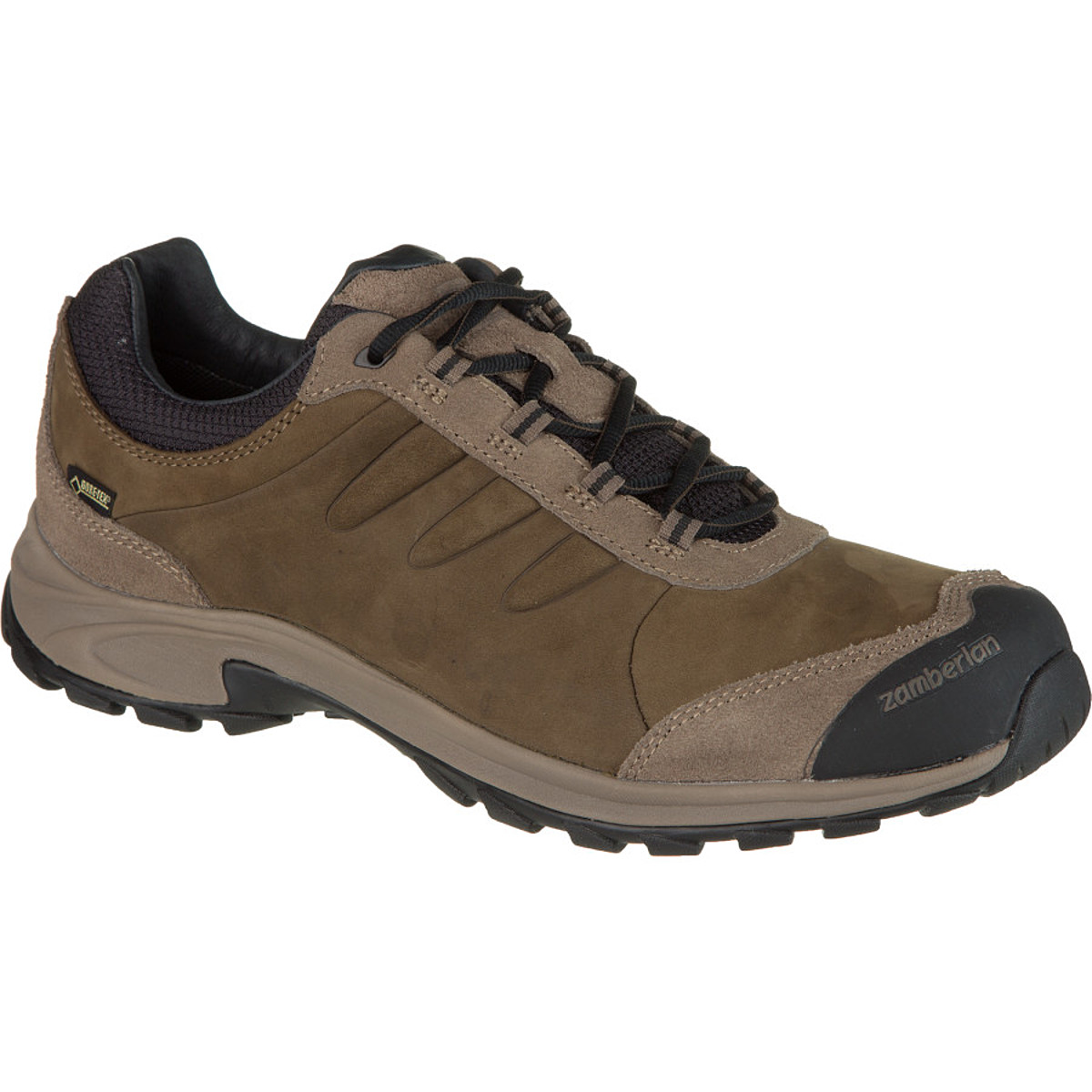 photo of a Zamberlan trail shoe