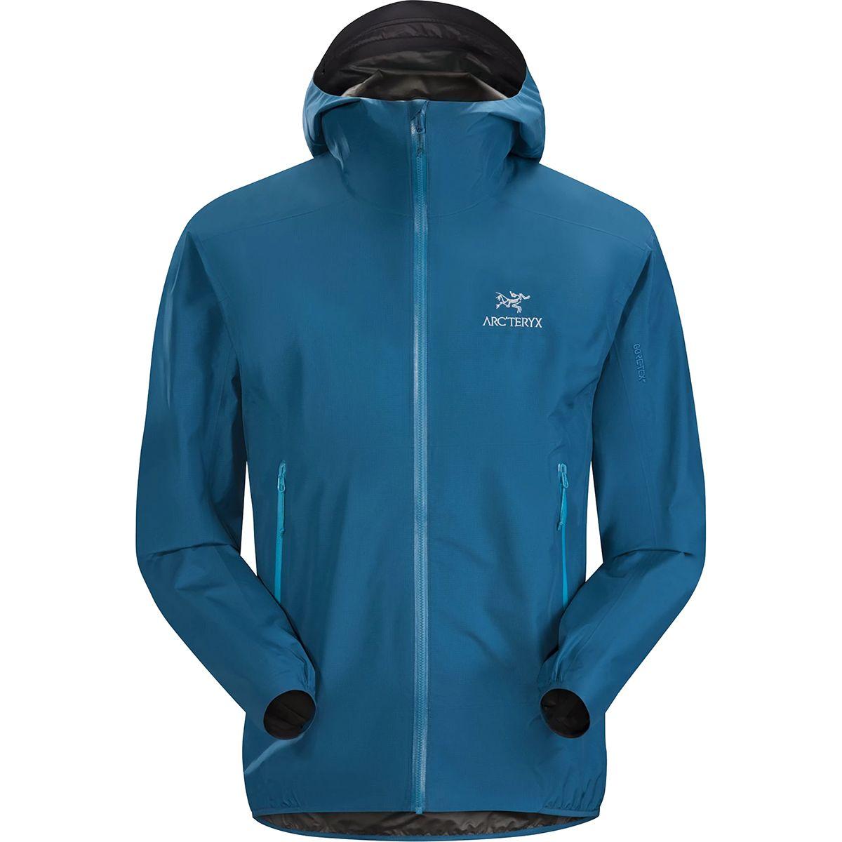 photo: Arc'teryx Zeta FL Jacket waterproof jacket