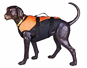photo: D-Fa D-FD dog life jacket