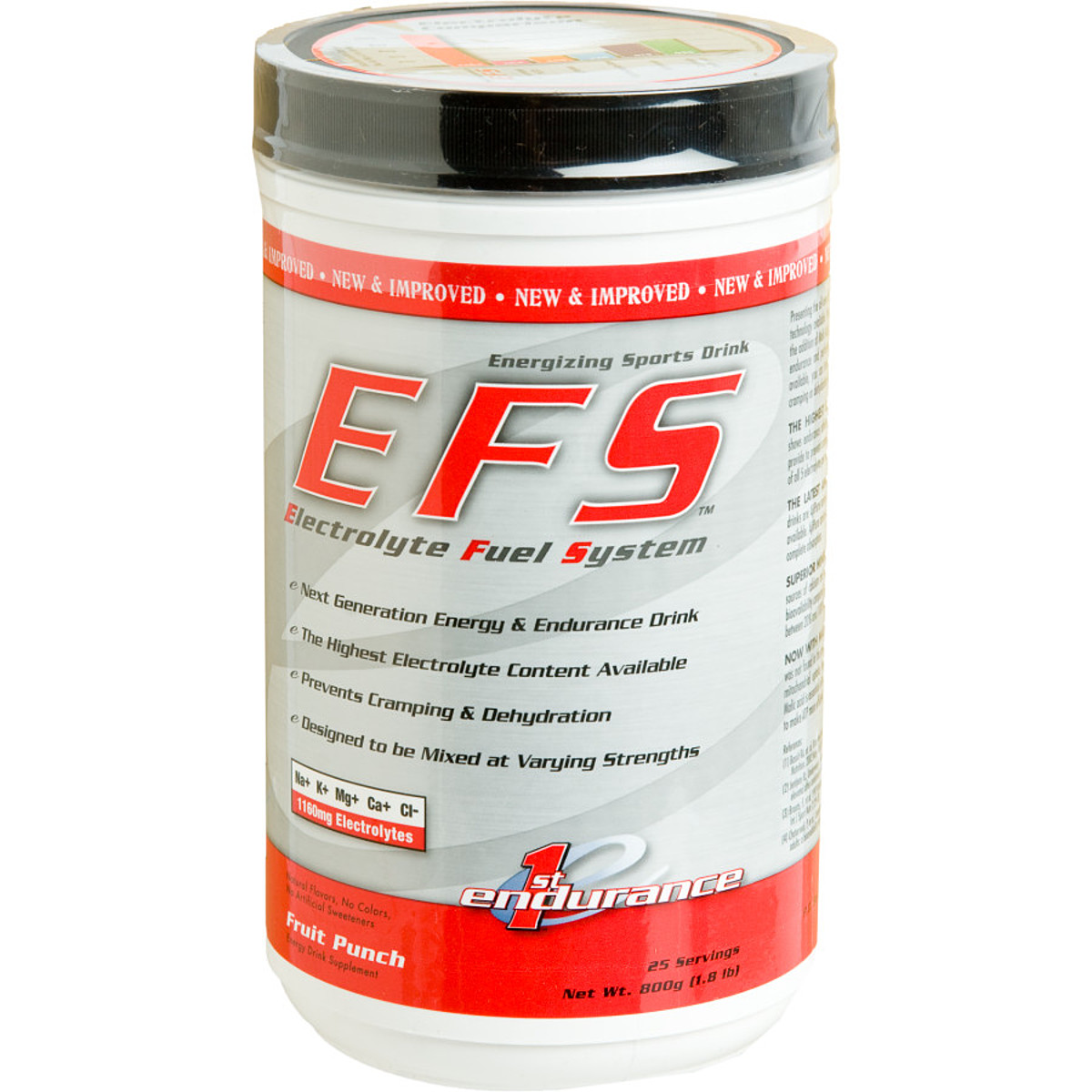 photo: First Endurance EFS Sports Drink drink