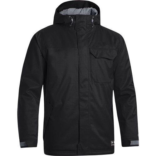 photo: Under Armour ColdGear Infrared Hacker Jacket synthetic insulated jacket