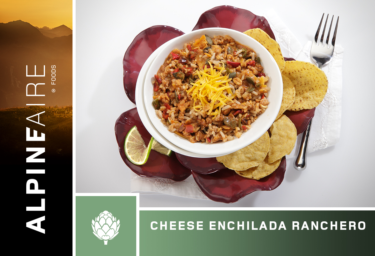 Richmoor Cheese Enchilada