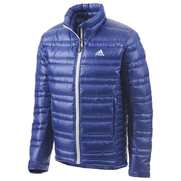 photo: Adidas Super Trekking Light Down Jacket down insulated jacket