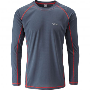 Rab Interval Long Sleeve Crew Tee