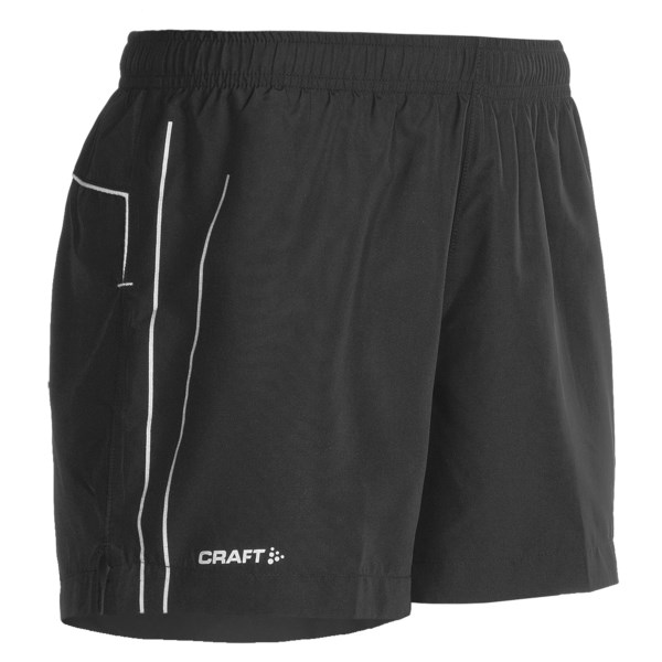 photo: Craft Run Short active short