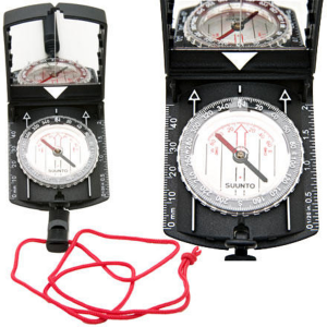 photo: Suunto MCB Amphibian handheld compass